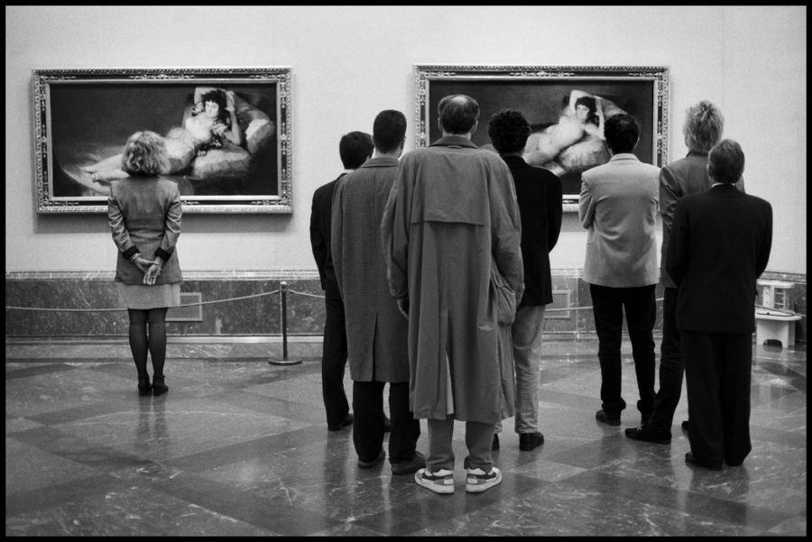 SPAIN. Madrid. 1995. Prado Museum.